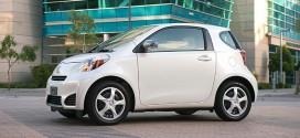 2012 Scion iQ Micro Compact Hatchback