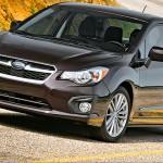 2012 Subaru Impreza Compact Sedan