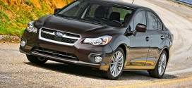 2012 Subaru Impreza Compact Sedan and Hatchback