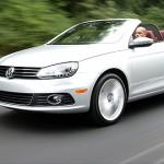 2012 Volkswagen Eos Subcompact Convertible
