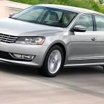 2012 Volkswagen Passat Mid-Size Sedan