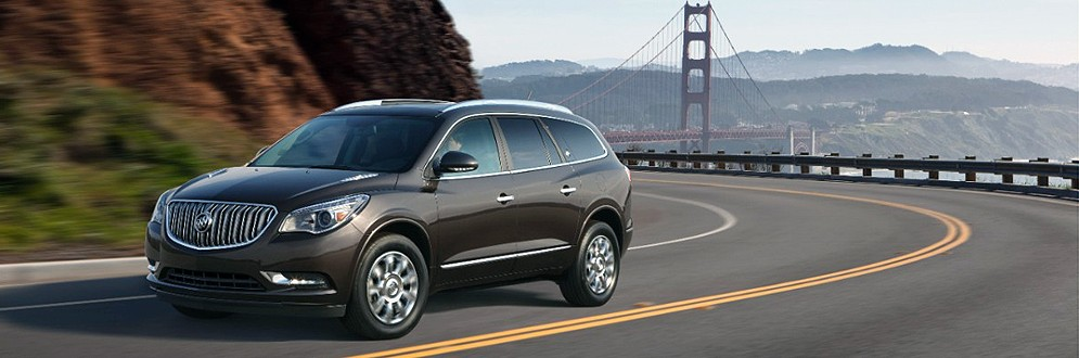 Buick Enclave Luxury Mid-Size SUV