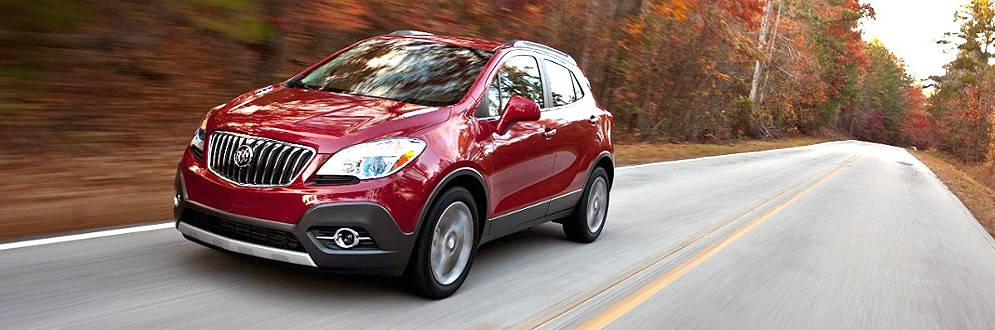 Buick Encore Luxury Compact SUV