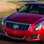 2013 Cadillac ATS Compact luxury sedan