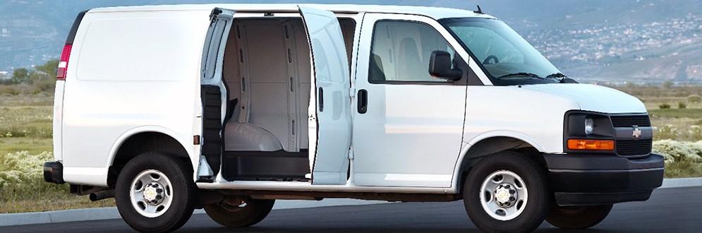 Chevrolet Express Cargo Van Full-Size
