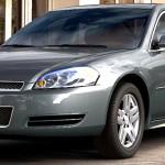 2013 Chevrolet Impala mid-size sedan