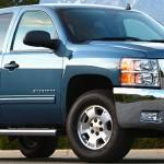 2013 Chevrolet Silverado full-size pickup truck