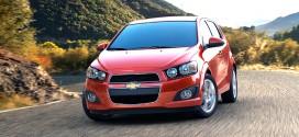 Chevrolet Sonic Sub-Compact Sedan