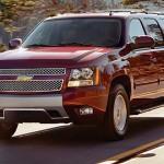 2013 Chevrolet Suburban full-size SUV