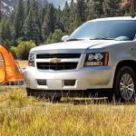 2013 Chevrolet Tahoe Hybrid SUV