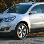 2013 Chevrolet Traverse full-size crossover SUV