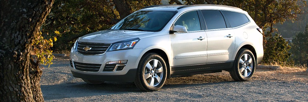 Chevrolet Traverse Full-Size SUV