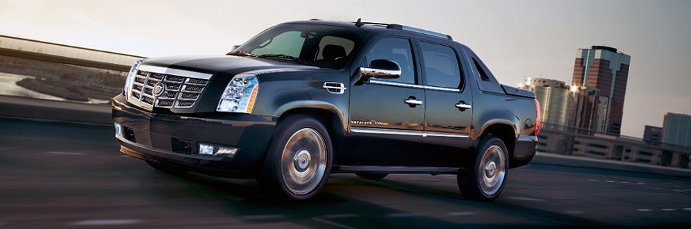 Cadillac Escalade EXT Luxury Full-Size SUV