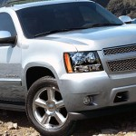 2013 Chevrolet Avalanche full-size pick up truck