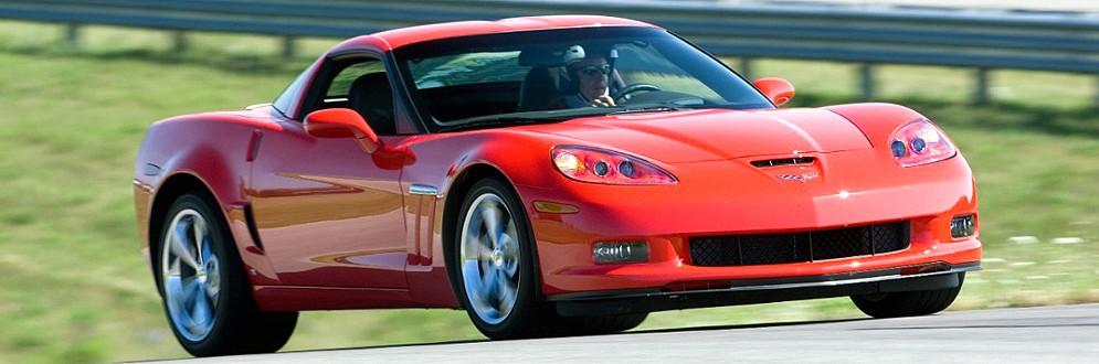 Chevrolet Corvette Sports Car