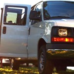 2013 Chevrolet Express Passenger Van