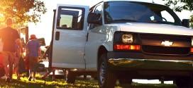 Chevrolet Express Passenger Full-Size Van