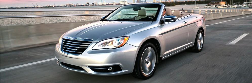 Chrysler 200 Mid-Size Sedan & Convertible