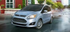 Ford C-Max Energi Compact Hatchback Plug-In Hybrid Sedan