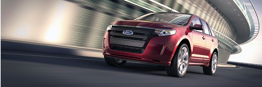 Ford Edge Mid-Size SUV
