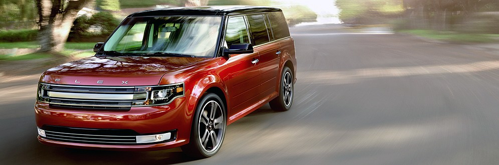 Ford Flex Full-Size Crossover SUV