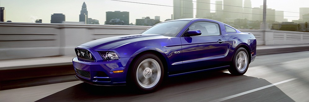 Ford Mustang Compact Coupe