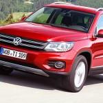 2012 Volkswagen Tiguan Compact SUV