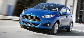 Ford Fiesta Sub-Compact Sedan