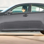 2013 Lexus IS 350 compact luxury sedan