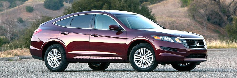 Honda Crosstour Mid-Size Hatchback Sedan