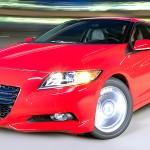 2012 Honda CRZ Compact Hybrid Sedan