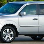 2012 Honda Pilot mid-size SUV