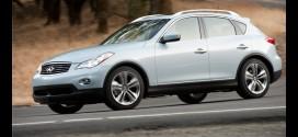 Infiniti EX37 Luxury Compact SUV