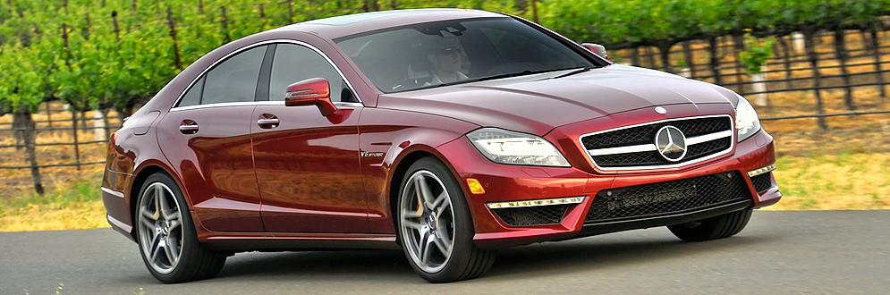 Mercedes-Benz CLS-Class Luxury Full-Size Sedan
