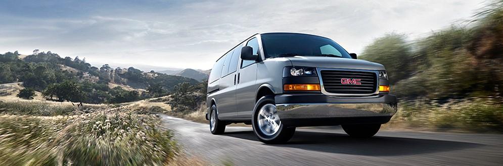 GMC Savana Full-Size Passenger Van