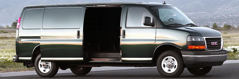 GMC Savana Full-Size Cargo Van