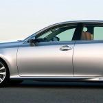 2013 Lexus GS mid-size luxury hybrid sedan