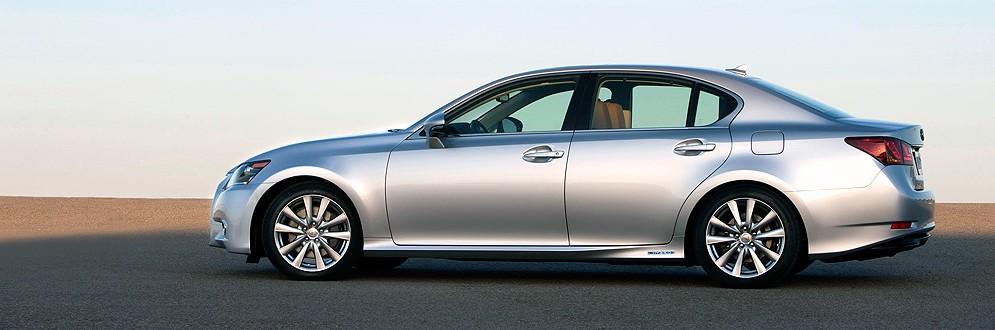 Lexus GS 450h Luxury Mid-Size Sedan