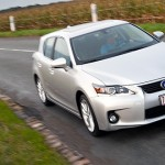 2013 Lexus CT 200h compact luxury hybrid sedan