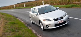 Lexus CT 200h Luxury Compact Hatchback Sedan