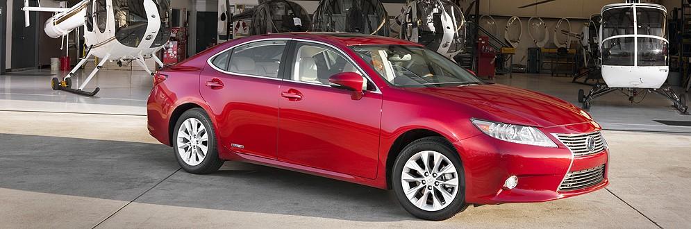 Lexus ES 300h Luxury Mid-Size Sedan