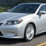 2013 Lexus ES 350 mid-size luxury sedan