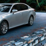 2013 Lexus GS 350 luxury mid-size sedan