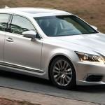 2013 Lexus LS 460 full size luxury sedan