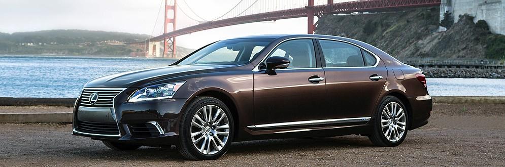 Lexus LS 600h L Luxury Full-Size Sedan Extended Wheelbase