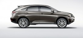2013 Lexus RX 350 Luxury Mid-Size Crossover SUV