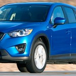 2013 Mazda CX-5 compact SUV