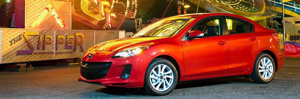 Mazda Mazda3 Compact Sedan