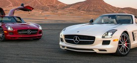 Mercedes-Benz SLS AMG GT Luxury Mid-Size Sports Car