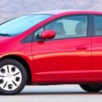 2013 Honda Insight Hybrid hatchback